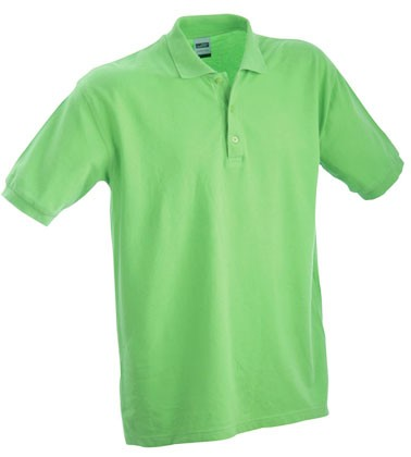 Polo-Shirt CLASSIC lime green