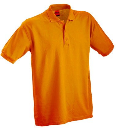 Polo-Shirt CLASSIC orange