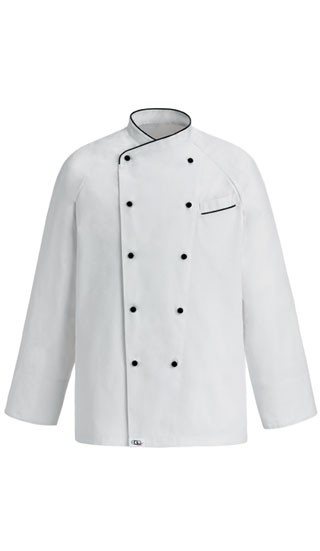 EGOCHEF Kochjacke RICHARD WHITE