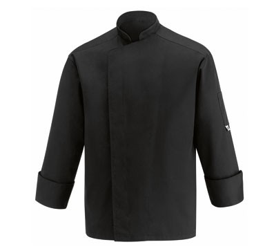 EGOCHEF Kochjacke ALL BLACK