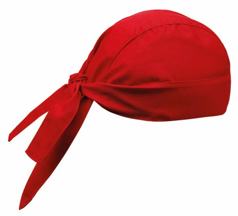 EGOCHEF Bandana RED 2er-Pack