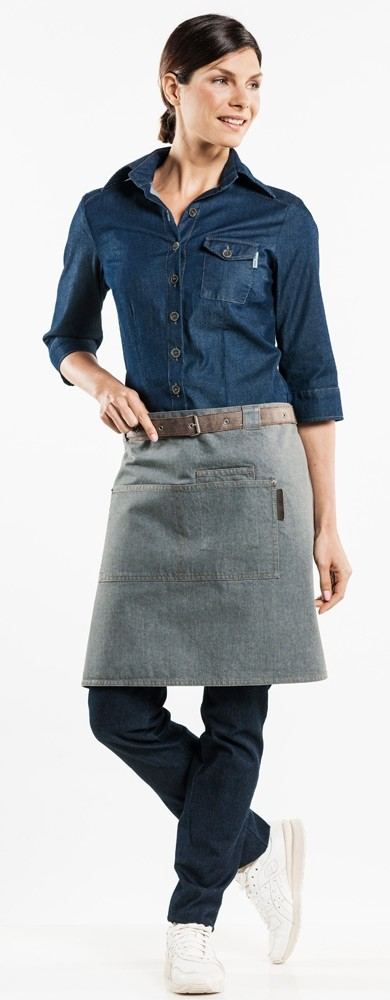 CHAUD DEVANT Vorbinder FORENE GREY DENIM