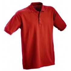 Polo-Shirt CLASSIC rot
