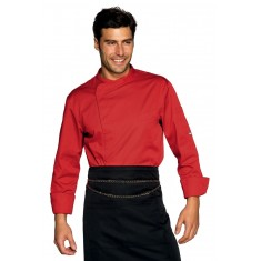 ISACCO Kochjacke RED CHEF