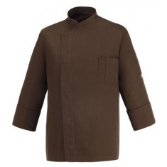 EGOCHEF Kochjacke CHEAP BROWN