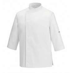 EGOCHEF Kochjacke 3/4 SLEEVES WHITE