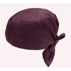 GIBLOR'S CHEF STYLE Bandana PURPLE 2er-Pack