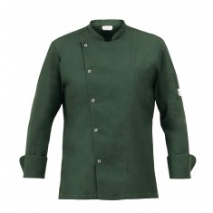 GIBLOR'S CHEF STYLE Kochjacke CRISTIAN MILITARY GREEN