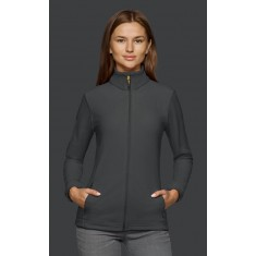HAKRO Damen Fleece-Jacke DELTA
