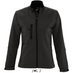 Women´s Softshell-Jacke ROXY BLACK