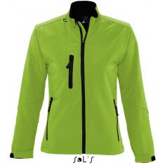 Women´s Softshell-Jacke ROXY GREEN ABSINTHE