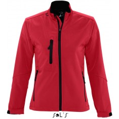 Women´s Softshell-Jacke ROXY PEPPER RED