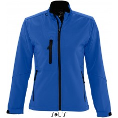 Women´s Softshell-Jacke ROXY ROYAL BLUE