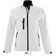 Women´s Softshell-Jacke ROXY WHITE