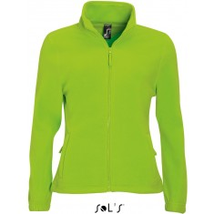 Fleece-Jacke North Women LIME