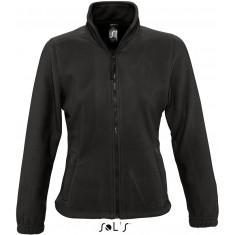 Fleece-Jacke North Women BLACK