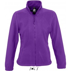 Fleece-Jacke North Women DARK PURPLE