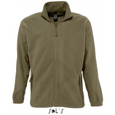 Fleece-Jacke North Men ARMY