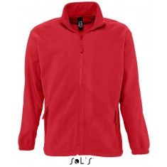Fleece-Jacke North Men RED