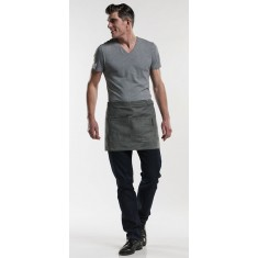 CHAUD DEVANT Vorbinder BASE GREY DENIM