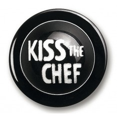 "GREIFF Kochjackenknöpfe ""Kiss the Chef"""