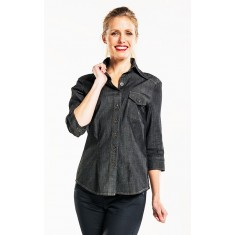 CHAUD DEVANT JEANS-BLUSE WOMEN ANTRA DENIM