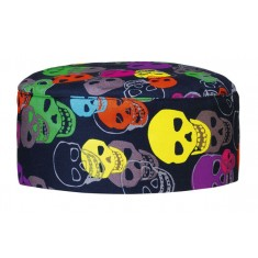 EGOCHEF Flat Top COLOR SKULLS 2er-Pack