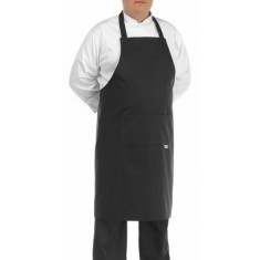 EGOCHEF BIG APRON BLACK