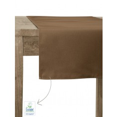 CHAUD DEVANT Table-Runner TAUPE