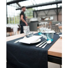 CHAUD DEVANT Table-Runner BLUE DENIM