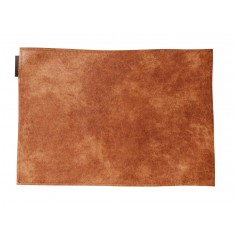 CHAUD DEVANT Placemat LEDER BOURBON GOLD 2er-Pack