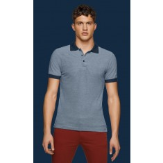 HAKRO Poloshirt BIRD'S EYE 830
