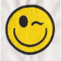"Stickmotiv ""SMILIE"""